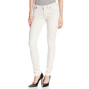 Nudie Skinny Jeans Shaded Grey 28x32
